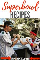 superbowl recipe ideas