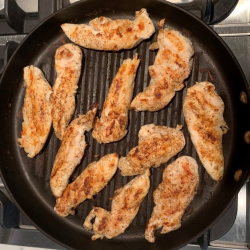 grill chicken tenders