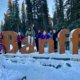 banff, canada sign