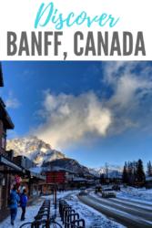 discover banff canada