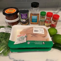mexican stuffed sweet potatoes chicken recipe