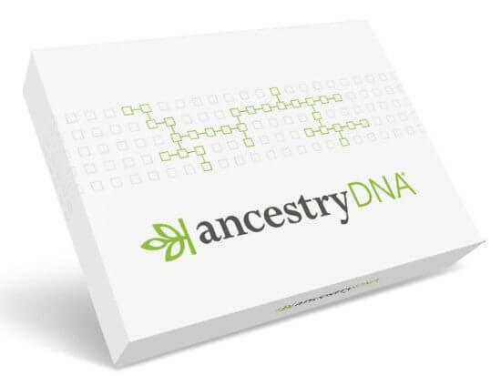 ancestry dna kit photo