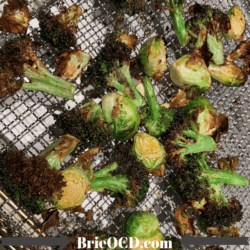 brussel sprouts broccoli