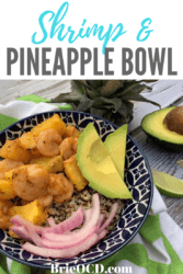 shrimp pineapple bowl 1