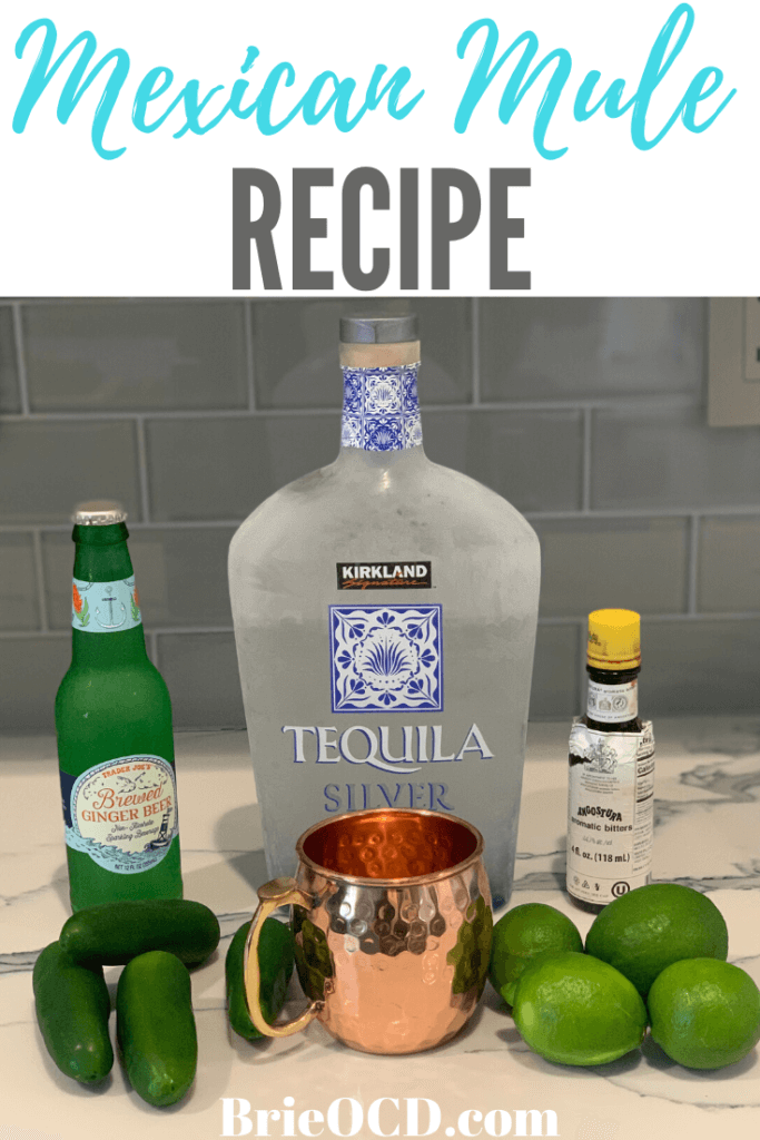 how to make a mexican mule pinterest