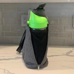 best computer bag water holder