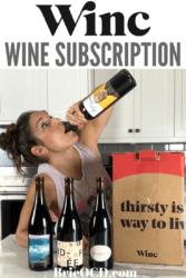 winc wine subscription